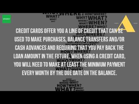 How Does A Credit Card Work?