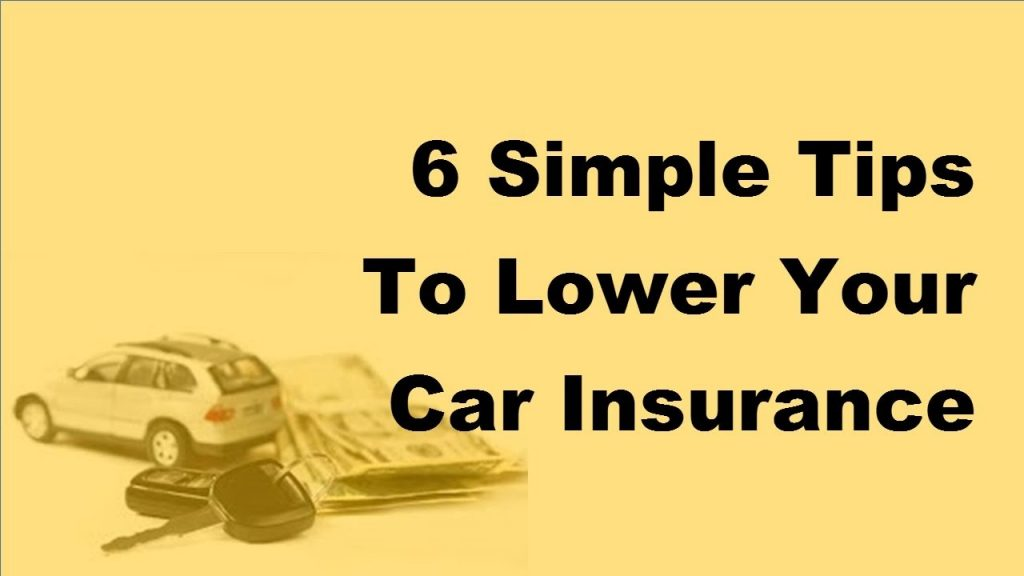 2017 auto insurance tips 6 simple tips to lower your car insurance credit debt elimination. Black Bedroom Furniture Sets. Home Design Ideas