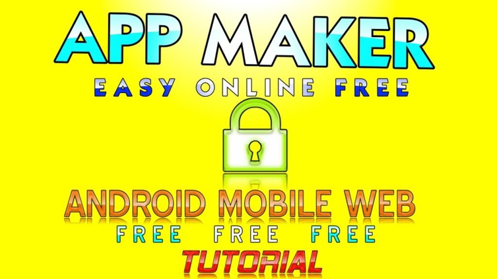 how to make mobile apps for android